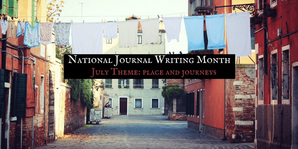Get Ready: National Journal Writing Month Starts July 1st