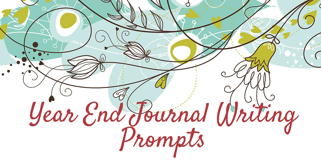 Journal Write Your Year-End Reflections