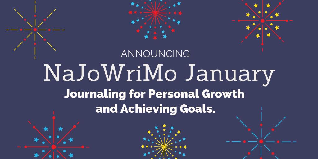 NaJoWriMo Journal Writing Challenge Starts January 1st