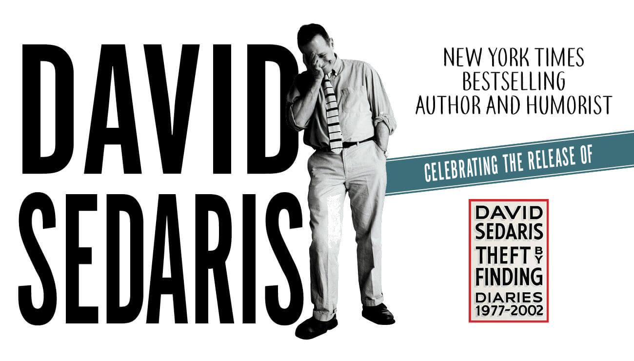 The Observational Writing of David Sedaris